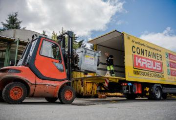 Container Kraus Windischeschenbach / Oberpfalz