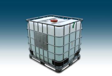 Kunstoff IBC-Behälter