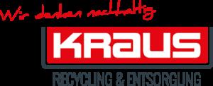 Logo KRAUS Recycling Entsorgung